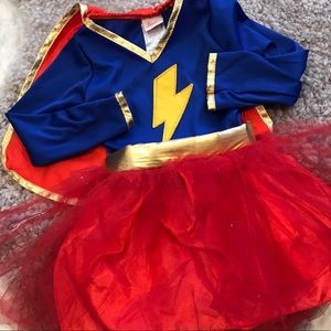 Other - Girls Superhero Costume